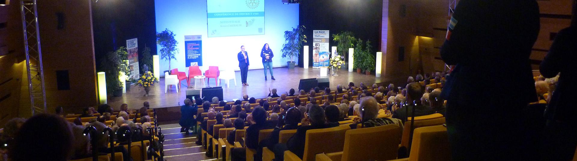 Centre de Conférences Orléans