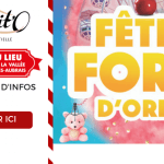 Fête Foraine Orléans 2019